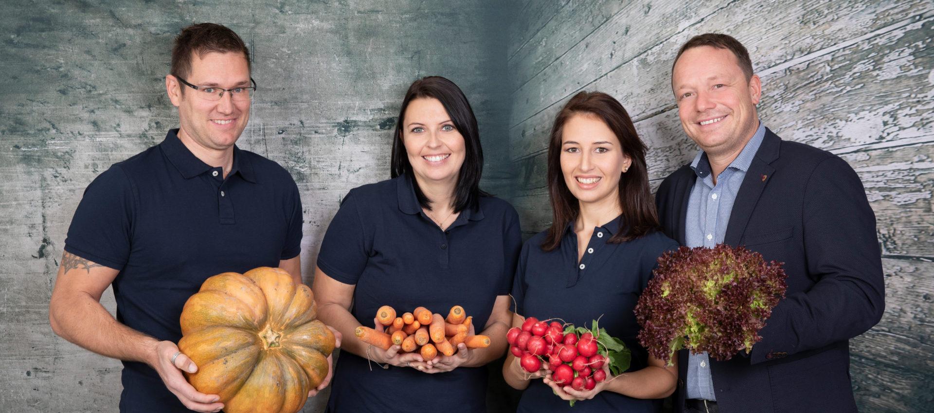 Team Landwirtschaft & Produktion